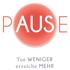 Alex Soojung-Kim Pang: Pause